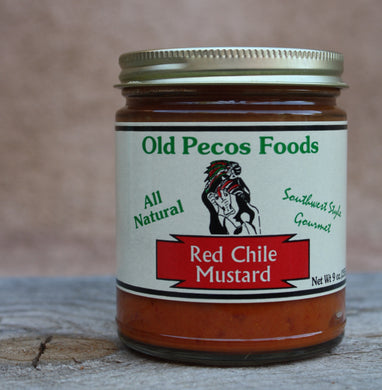 Red Chile Mustard