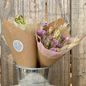 Dried Flower Posie