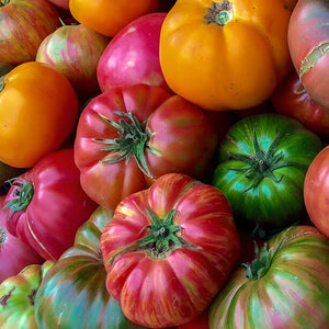 Bulk Heirloom Tomatoes (10lb flat)