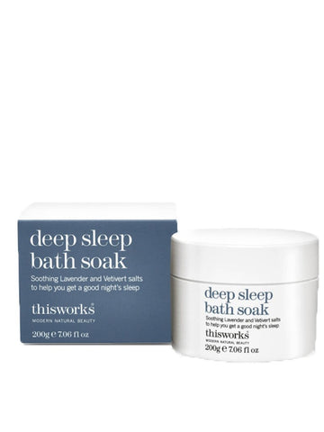 deep sleep bath soak
