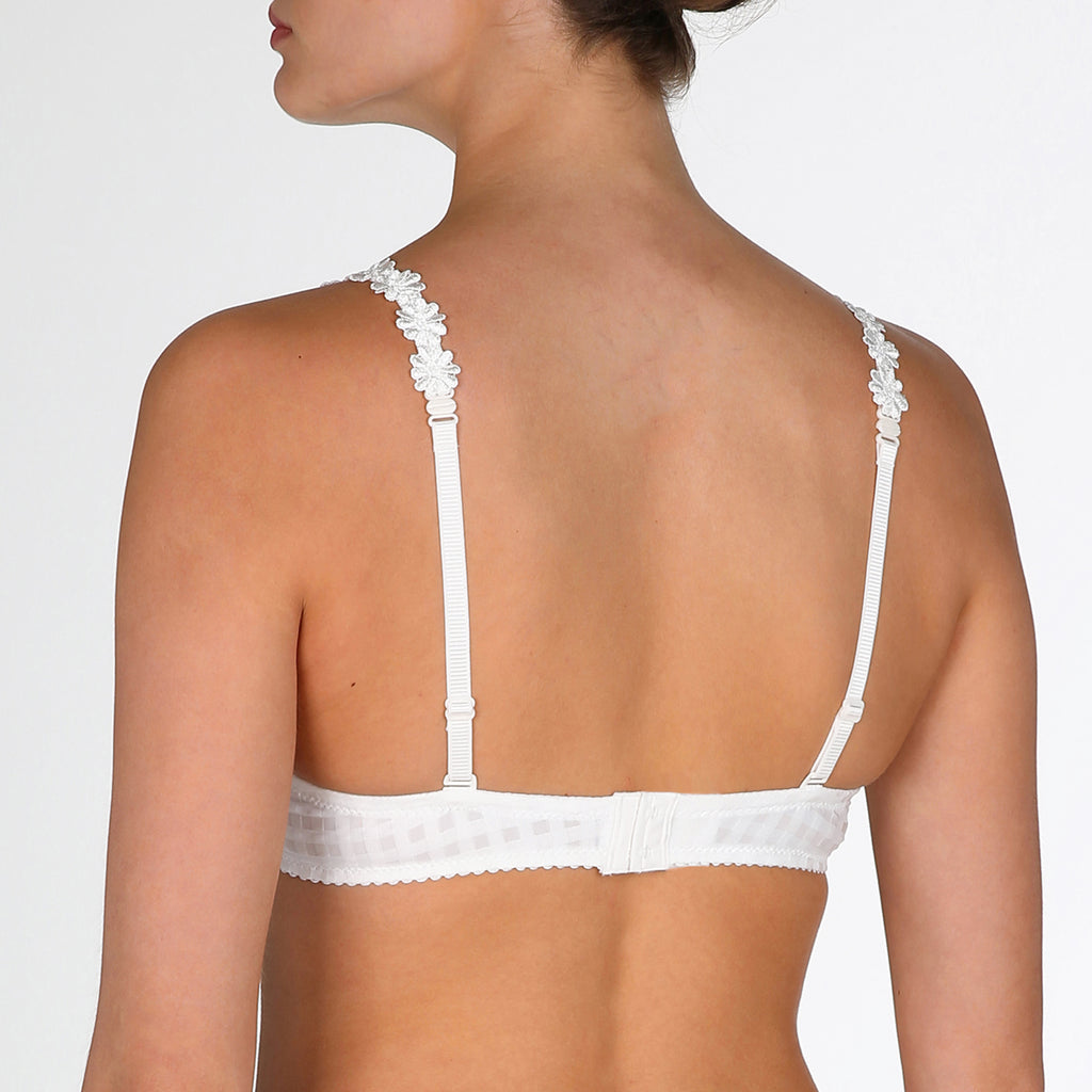 AVERO Underwire Bra in White