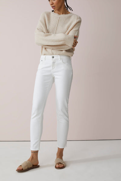 Baker Stretch Denim Jeans in White