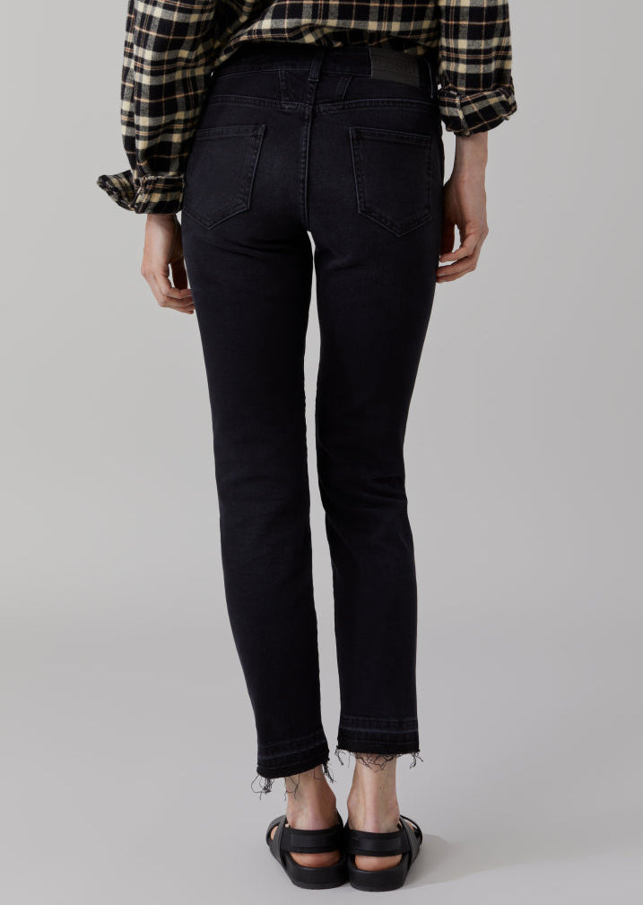 BAKER Soft Stretch Denim in Black