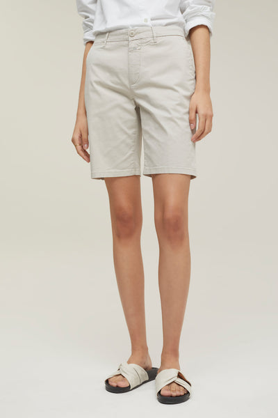 HOLDEN Cotton Twill Shorts in Shiitake
