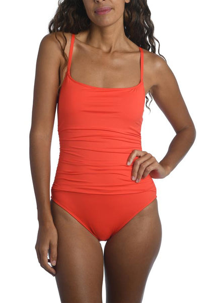 ISLAND GODDESS Lingerie Mio One Piece in Paprika