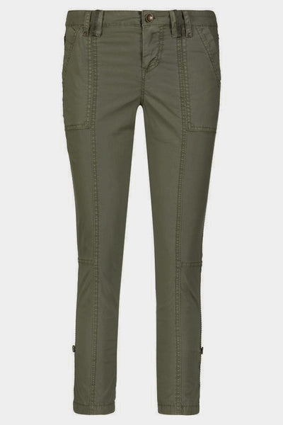 MAE Utility Pants in Palm Green