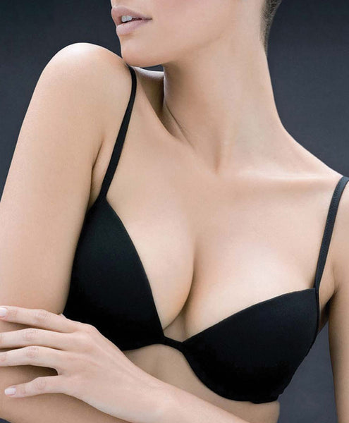 SENSATION Push Up Bra in Black