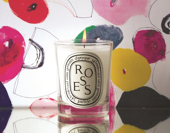 Roses Candle 6.5 fl. oz