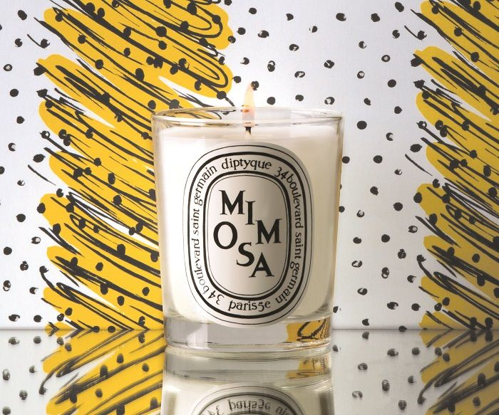 Mimosa Candle 6.5 fl. oz