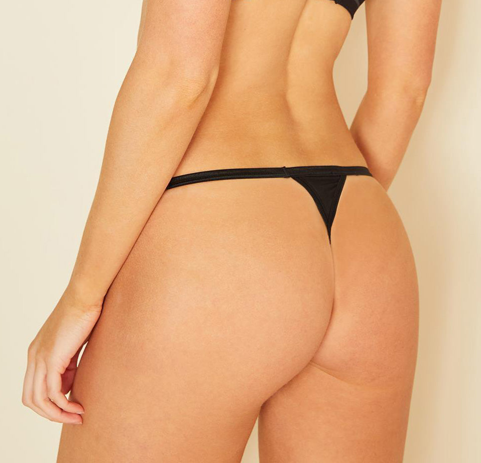 TALCO G-String in Black