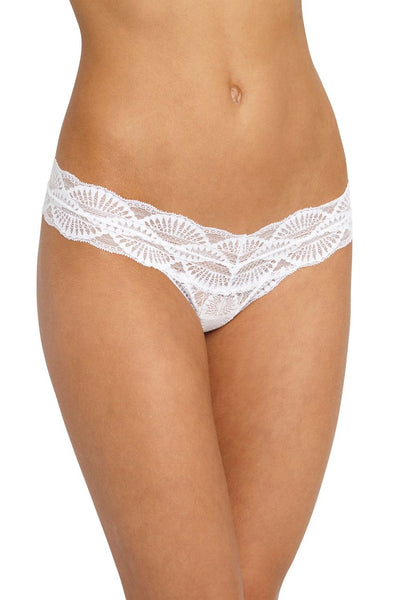 MATILDA Essential Thong in White