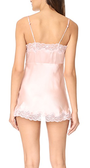 ALL YEAR LONG Chemise in Pale Rose