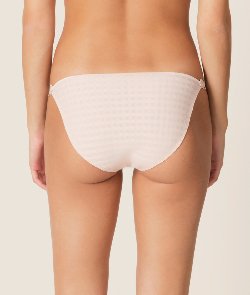 AVERO Low Waist Briefs in Pearly Pink