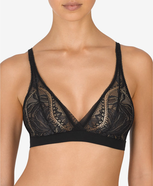 BELLA Wireless Convertible Bra in Black