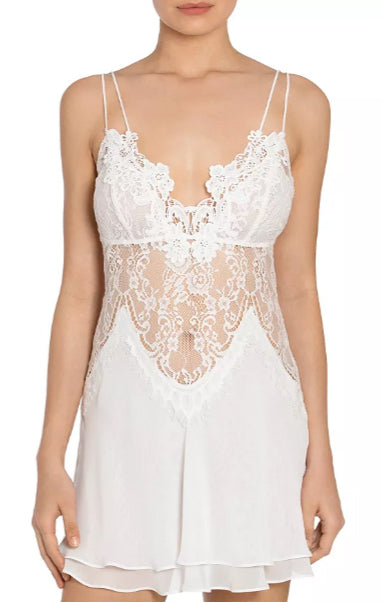 BETINA Chemise in Ivory
