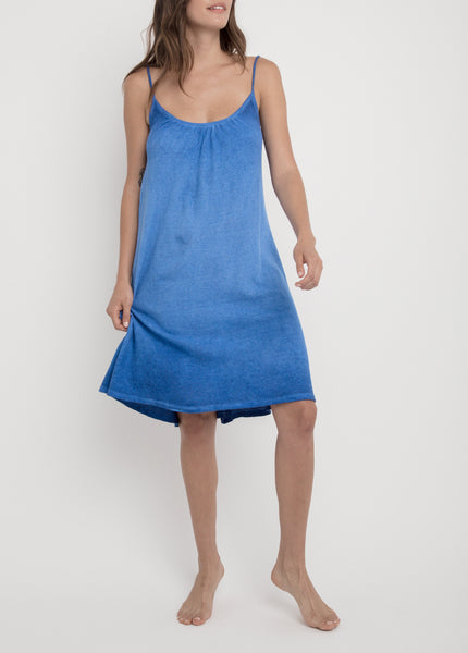 BIANCA Cami Dress in Blue