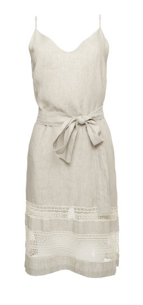 CAPRI Slip Dress in Birch