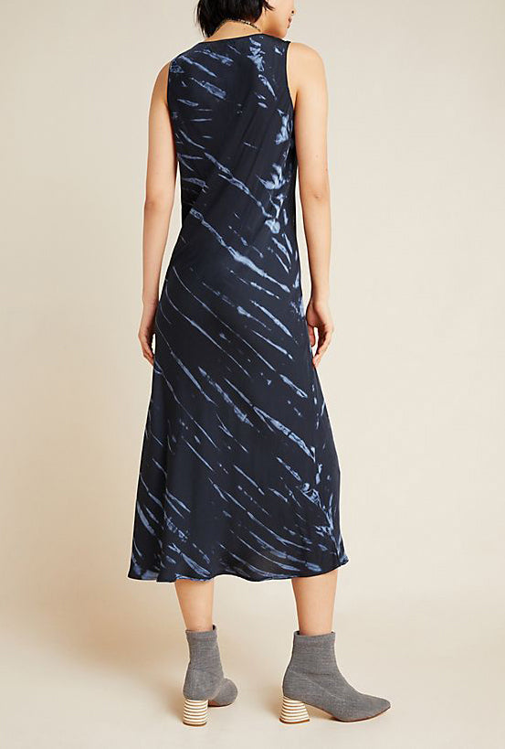 BILLY Maxi Dress in Charcoal