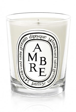 Amber Candle 6.5 fl. oz