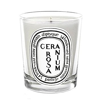 Geranium Rose Candle 6.5 fl. oz