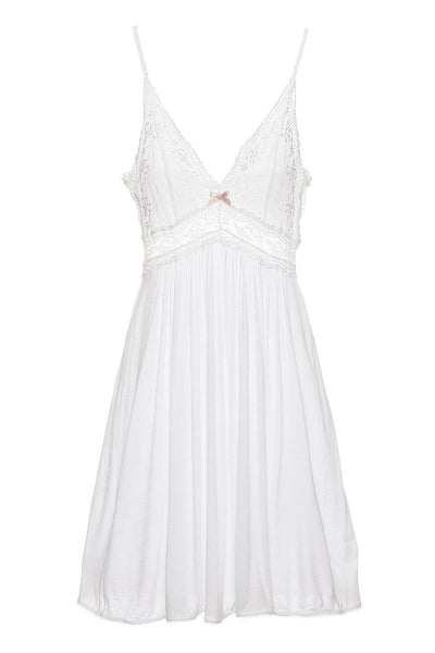 COLETTE Chemise in White