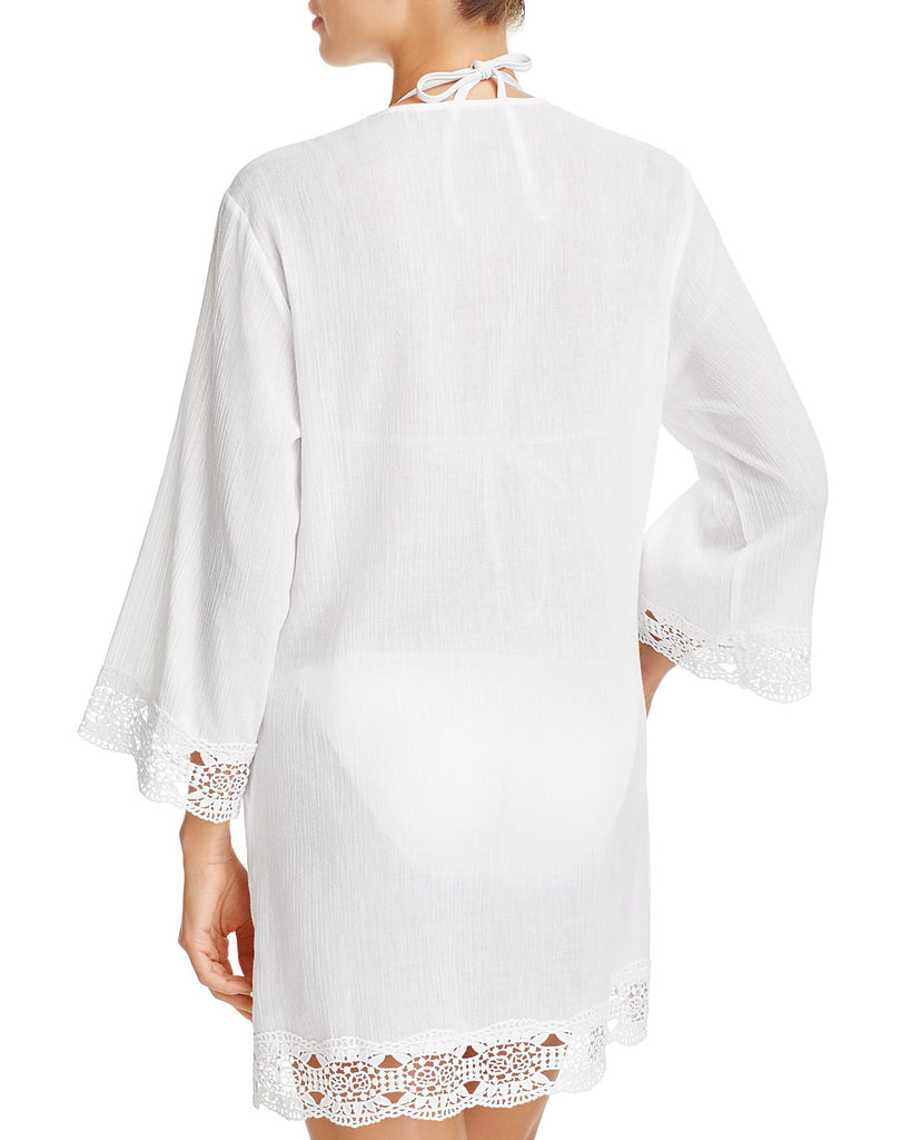 Island Fare Tunic in White