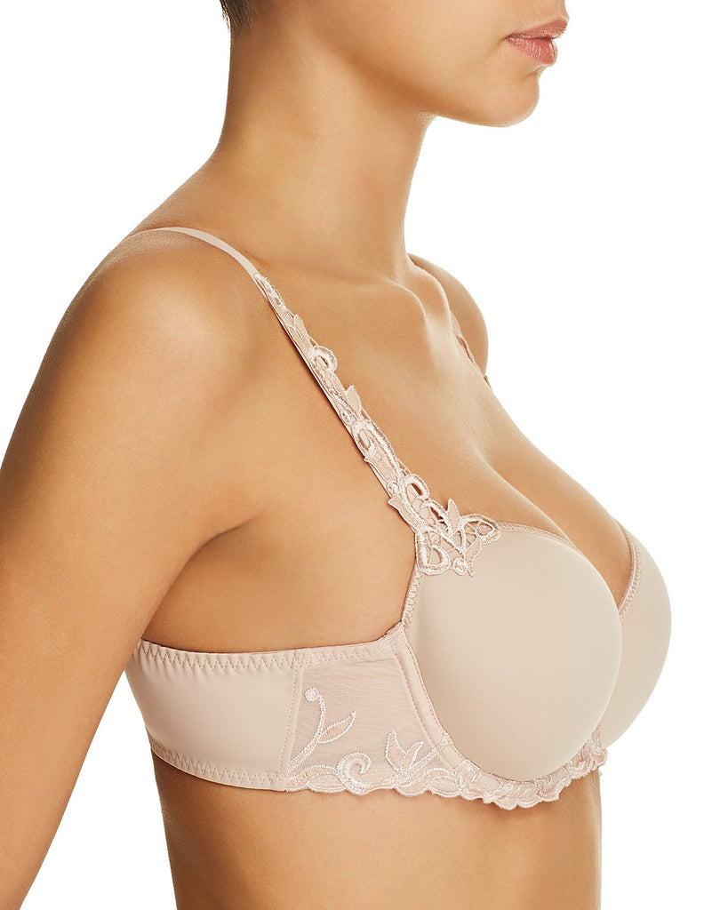 ANDORA 3D Demi Bra in Peau Rose