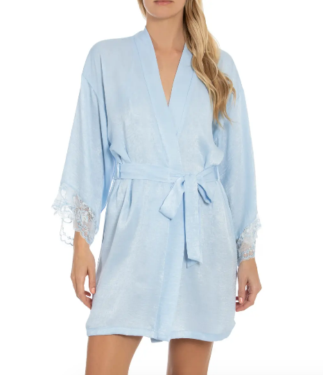 DELANO Robe in Blue