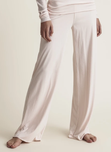 Double Layer Pants in Pearl Pink