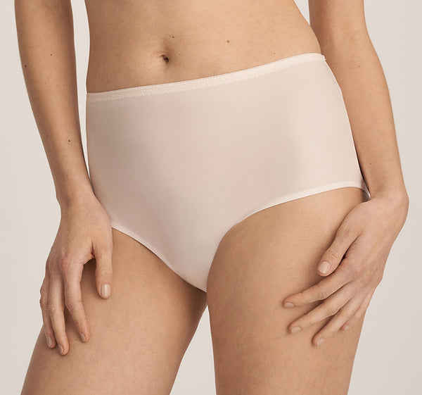 EVERY WOMAN Full Briefs in Pink Blush