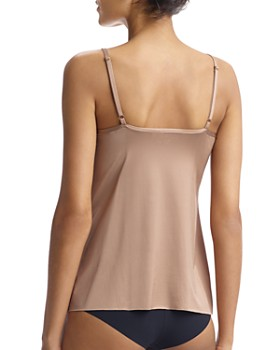 SLINKY Knit Cami in Fawn