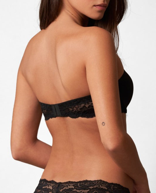 GODDESS Multi-way Strapless Bra in Black