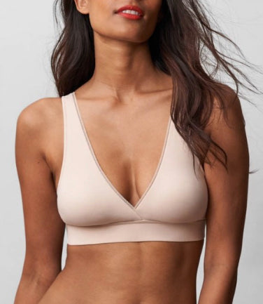 INDULGE Wireless Bra in Cashmere