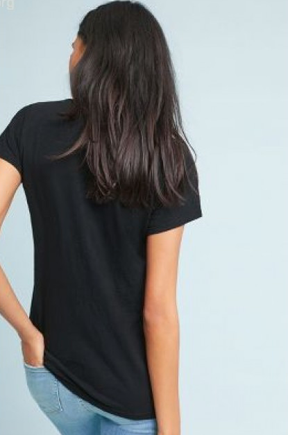 Jilian Tee in Black