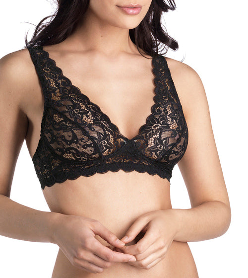 LUXURY MOMENTS Soft Cup Bra in Black