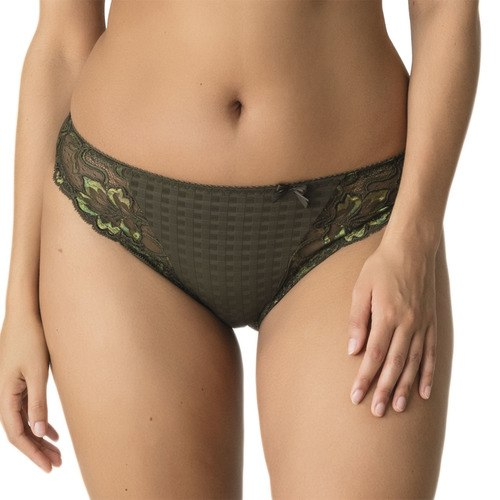 MADISON Rio Briefs in Kaki