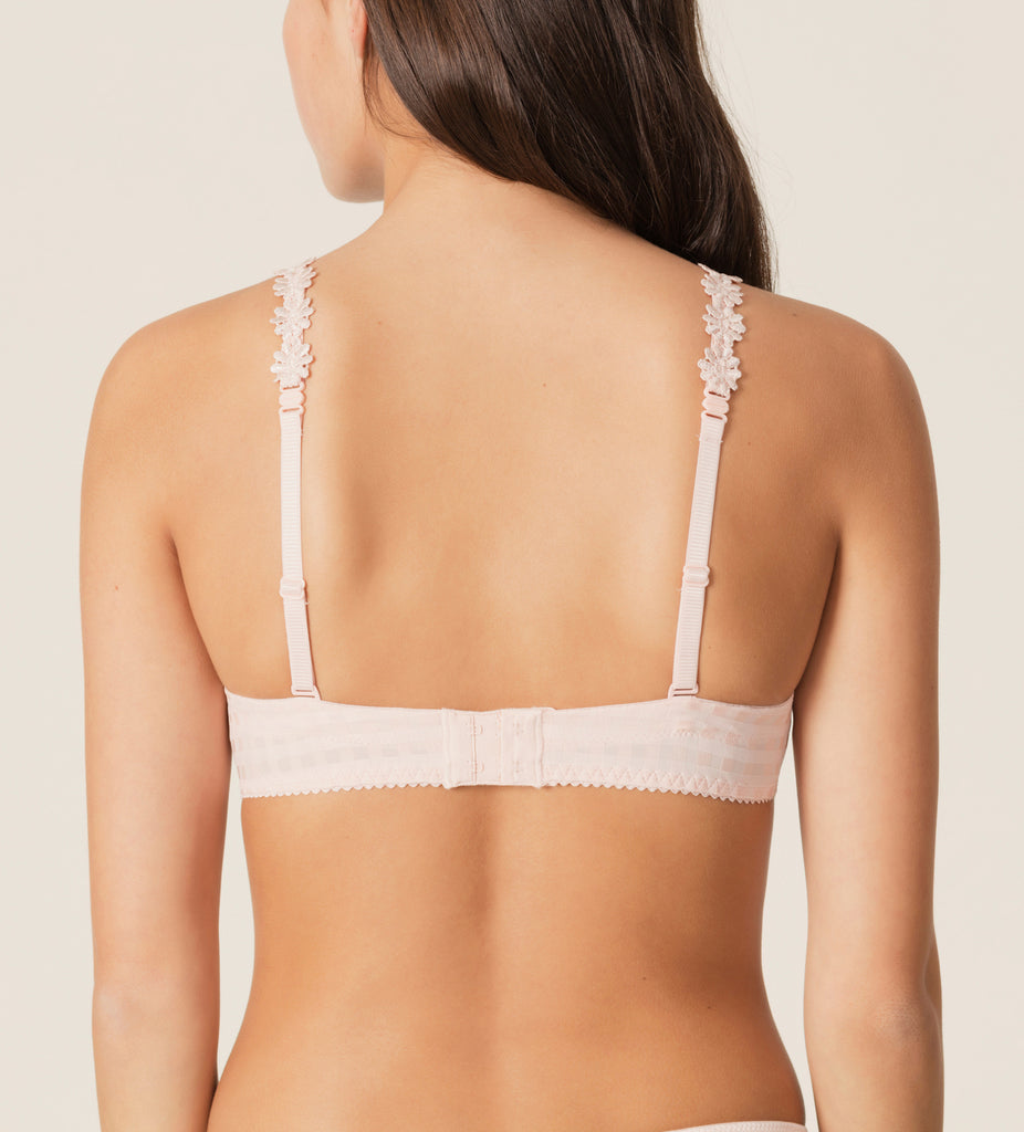 AVERO Padded Bra in Pearly Pink