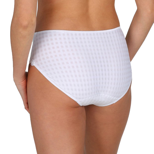AVERO Full Briefs in White