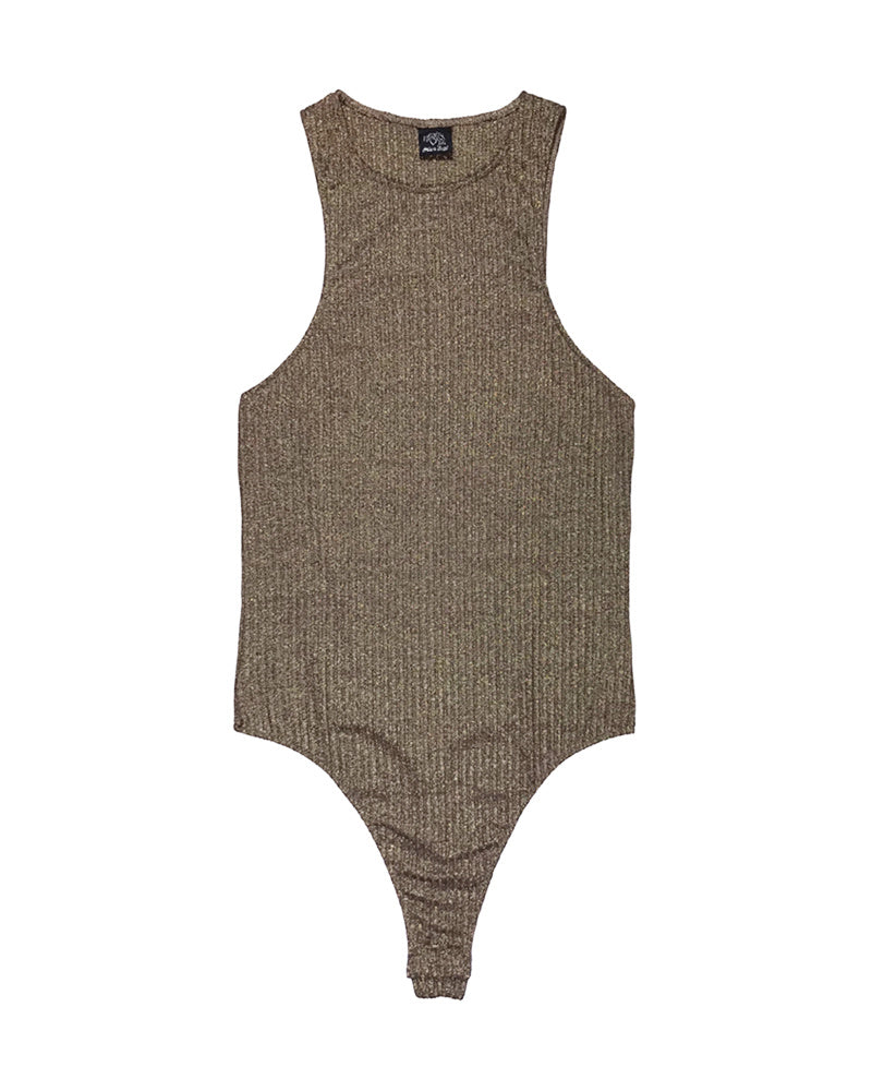 Golden Lady Jackie Bodysuit in Bronze