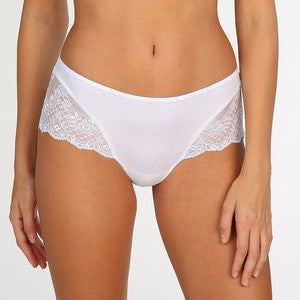 PEARL Hotpants in White