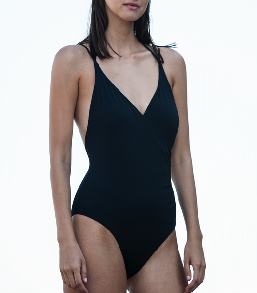 Perry One Piece in Black