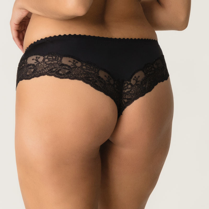 DELIGHT Thong in Black
