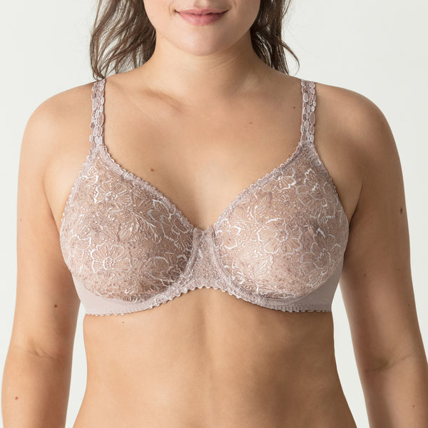 ALARA Seamless Underwire Bra in Patine