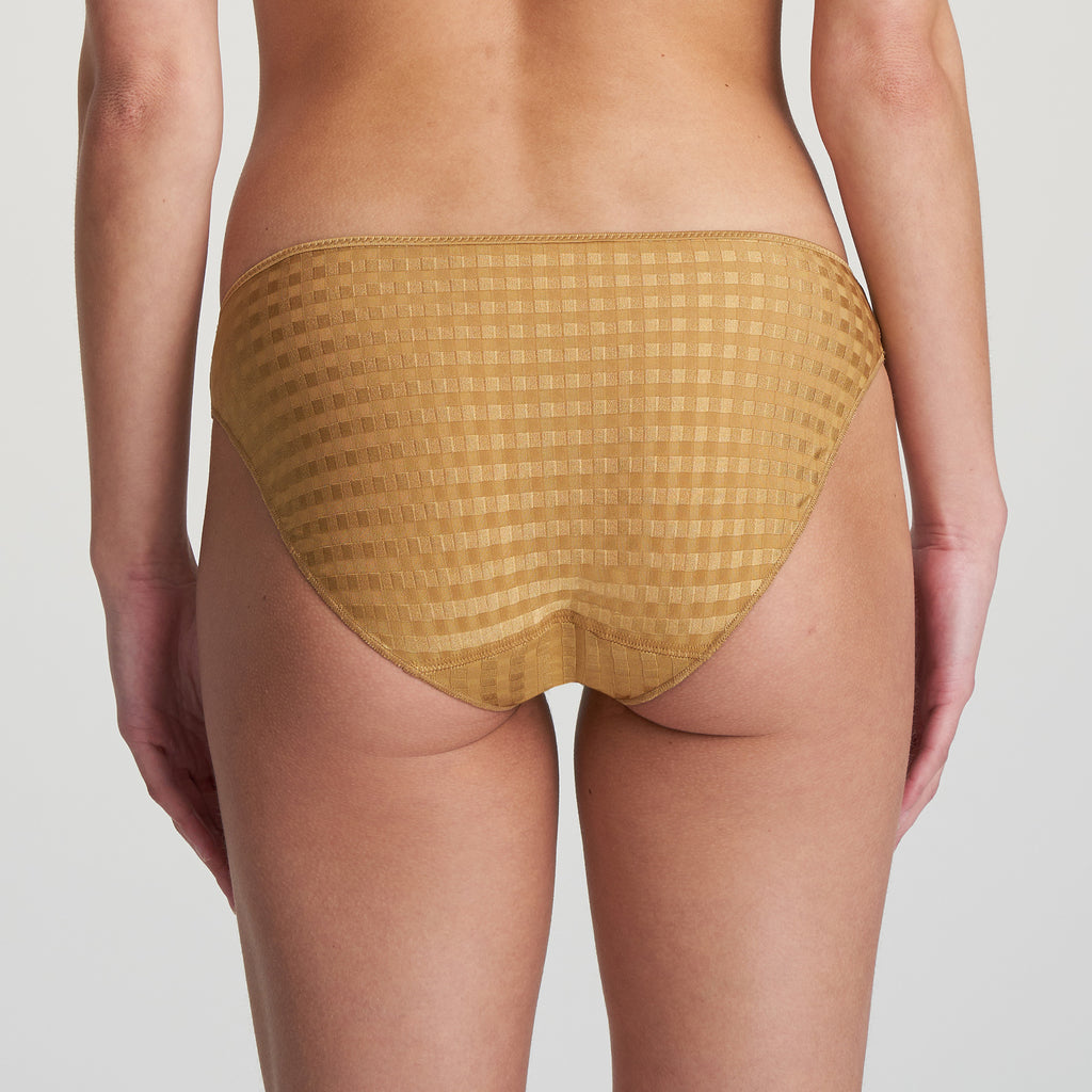 AVERO Rio Briefs in Gold