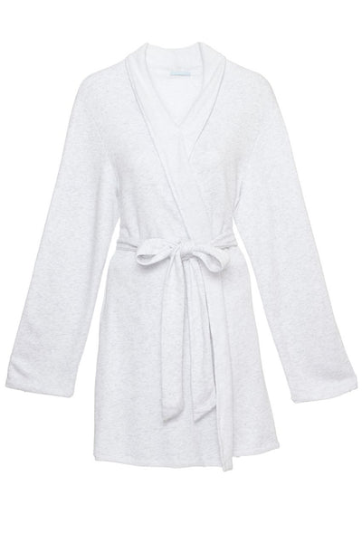 2981be15a0 LEONOR The Errand Robe in Ice Grey
