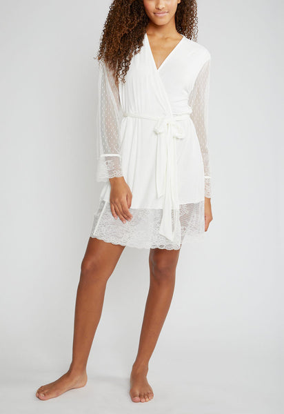 IONA Love Me Robe in Ivory