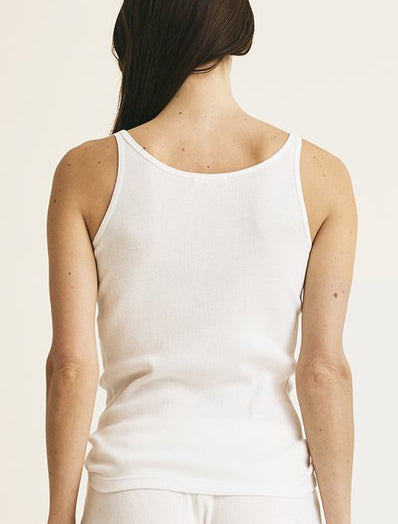 RAISA Tank in White