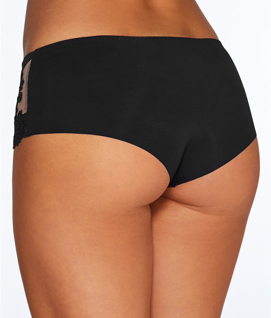 SAGA Boyshorts in Black