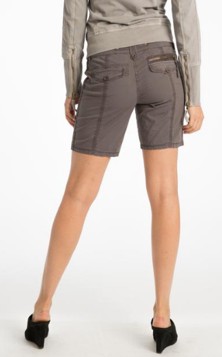 KATY Shorts in Grey