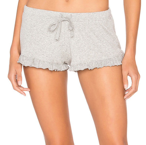 RAFFAELA Shorts in Heather Grey